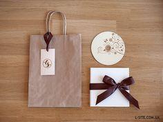 Диск + Упаковка для диска + Пакет из дизайнерского картона / крафт