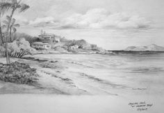 View from Sapphire Beach by Yvonne Pecor Mucci