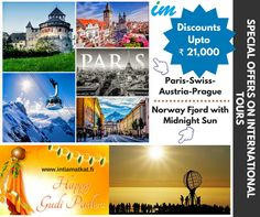  Unbelievable cost for international travellers! Enjoy great deals on international tours.