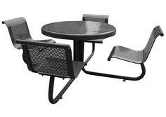 Sunperk Site Furnishings, Commercial Picnic Table SPP-207
