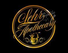 Custom badge logo gold logo seal business logo custom by Signtific