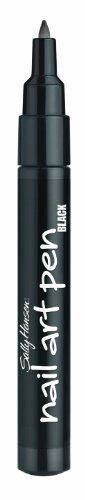 Sally Hansen Nail Art Pens, Black, 0.068 Fluid Oz, 2 Ea ** Check out this great product.