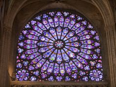 In Notre Dame - sat and just looked at this for hours.