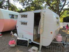 Pretty in pink | ReCamp You could pull this one behind your wee car :)