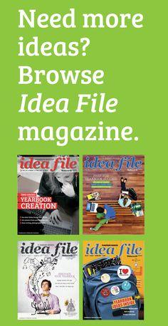 Idea File - Chronological Coverage