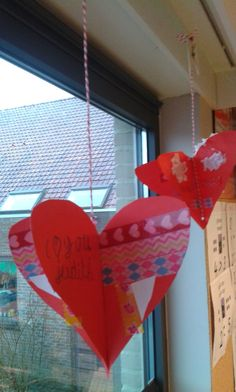 knutselen valentijn eerste leerjaar - Google zoeken