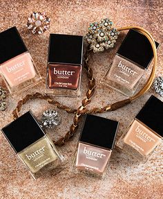 butter LONDON Boho Rock Lacquer Collection | Spring 2014