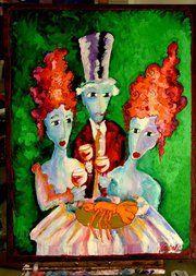 ART - Laurens Barnard Painting, Art, Art Background, Painting Art, Kunst, Paintings, Gcse Art
