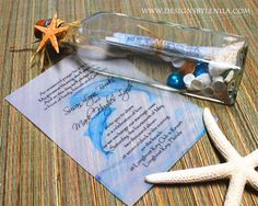 Dolphin Invitation in a Bottle Wedding Cards, Our Wedding, Destination Wedding, Wedding Planning, Dream Wedding, Wedding Ideas, Banquet Decorations, Engagement Decorations, Wedding Decoration