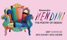 Alessandro Mendini Exhibition - The Poetry of Design