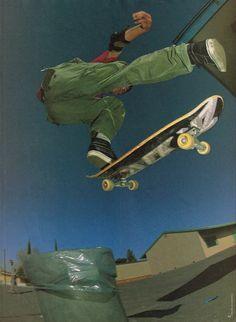 Tom Knox - Santa Cruz - Everslick
