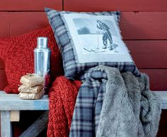 pillows and throws from www.moltex.se