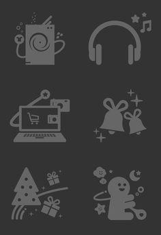 Icon Book E-commerce by Daniele Signoriello, via Behance