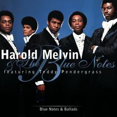 Bate-Boca & Musical: Harold Melvin & The Blue Notes - The Blue Notes & Ballads (1998)