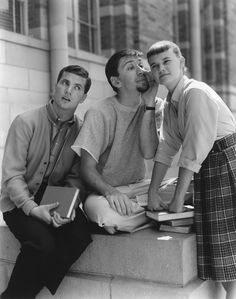 The Many Loves of Dobie Gillis (1959-1963) - Dobie Gillis, Maynard G. Crebs and Zelda.