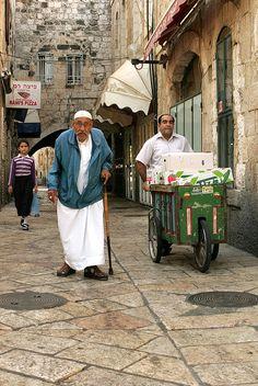 Jewish Quarter . Jerusalem