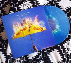 The Gospel Youth vinyl // blue with yellow splatter //
