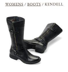 ...black calf boots