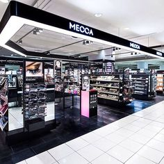 """""""Okay so @meccamaxima is opening up in all @myer stores  this weekend on Saturday it's opening in the Brisbane store!! I'll be there for a beauty treat #MECCABeautyJunkie """" Photo taken by @meagsbeauty on Instagram."""