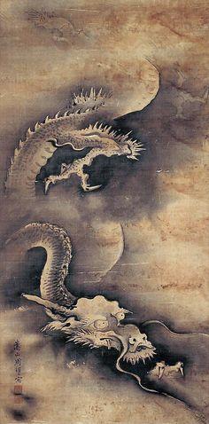龍図 - loong