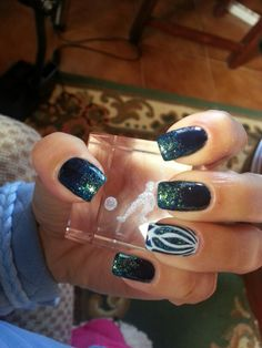 Nails by M.A