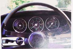 Photo: The Porsche 912 Drivers view  Get quick facts about the Porsche 912 at Porschelover.com...