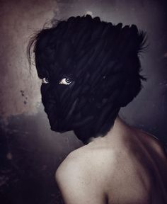 Surreal Self-Portrait Photography By Flora Borsi | InspireFirst