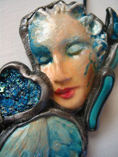 Sale was 160 Art to wear goddess fairy angel by SusanSorrentino, $56.00