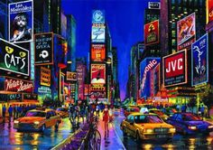 New York!! My dream, to know!! :)