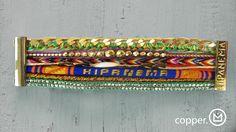 Pulsera brasileña HIPANEMA - Cooper - Colección Otoño Invierno 2012 - 2013 #HIPANEMA #PASIONLUJO
