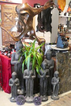 We love our Buddhas; Our Love, Bronze, Cool Stuff, Painting, Art, Sculptures, Stones, Plants, Art Background