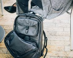 The Special Ops by @tesselsupply turns the military pack inside out. Instead of us telling you how to organize your carry weve utilized an internal MOLLE (Modular Lightweight Load-carrying Equipment) grid to allow you to organize your gear in the way that best meets your day-to-day needs. #startups #gadgets #tech