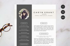 Nice Resume Template  Pack  Cv Template  Templates