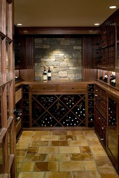 Charles River Wine Cellars - High End Custom Residential Wine Cellars - Wellesley and Boston, MA | Boston Design Guide