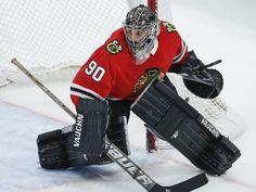 Hockey team asks Scott Foster, Blackhawks' emergency goalie, for tax form help