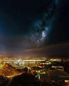 Big sky Wellington from Werner Kaffl (@werner_kaffl_photography) on Instagram #wellingtonNZ