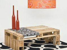¡Checa estas ideas para hacer muebles reciclados con palets! Ve más en nuestro blog.,