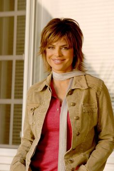 Lisa Rinna has cute hair!