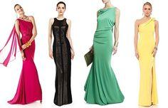 2013'ün en çok beğeni toplayan gece elbiseleri