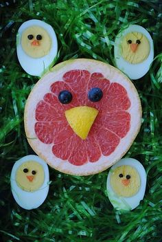 Jac o' lyn Murphy: Getting the Chicks ready for Easter Brunch. Easter Breakfast Recipes, Easter Brunch, Breakfast For Kids, Easter Recipes, Breakfast Ideas, Fun Recipes, World's Best Food, Easter Treats, Easter Food