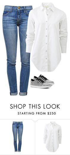 """""""Sin título #3646"""" by xoxominyeol ❤ liked on Polyvore featuring Current/Elliott, rag & bone and DC Shoes"""