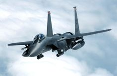 Qatar pode ser o mais novo operador de caças F-15