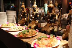 Thailand, Food Asian Recipes, Thailand, Table Settings, Culture, Table Decorations, Food, Home Decor, Indian Kitchen, Asian Food Recipes