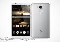 Ver Huawei Ascend Mate S, el nuevo phablet desvelado al completo