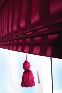 Roman Blinds by Inspired Window Coverings