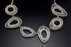 KATHY FREY-USA jewelery#wire#craft#modern