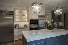 kitchen remodel in glen mills pa, home decor, home improvement, kitchen cabinets, kitchen design, kitchen island