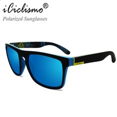 b64a45c509b3ff ACEXPNM merk designer spiegel gepolariseerde zonnebril mannen vierkante  sport zonnebril vrouwen UV gafas de sol met