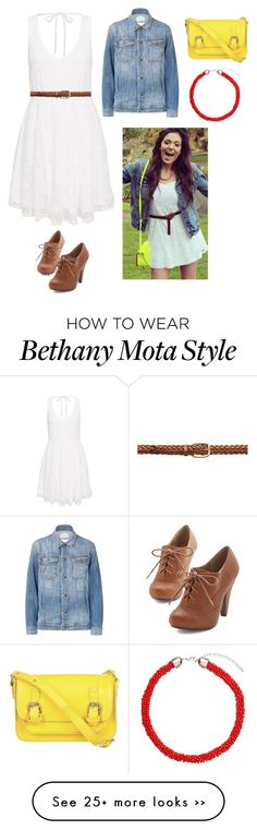 """Bethany Mota inspired outfit"" by kamryn626 on Polyvore"