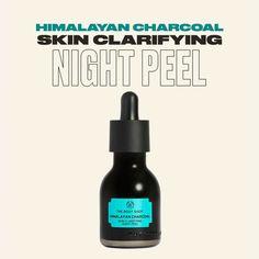 Body Shop Skincare, Organic Acid, Beauty Regime, Beauty Kit, Uneven Skin, The Body Shop, Oily Skin, Charcoal